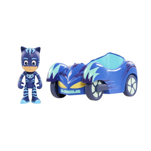PJ Masks Vehicle Cat Boy Cat Car