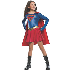 Rubies Costume Kids Supergirl TV Show Costume