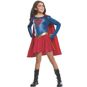 Rubies Costume Kids Supergirl TV Show Costume