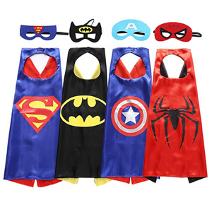Sholin Superhero Dressup Costumes