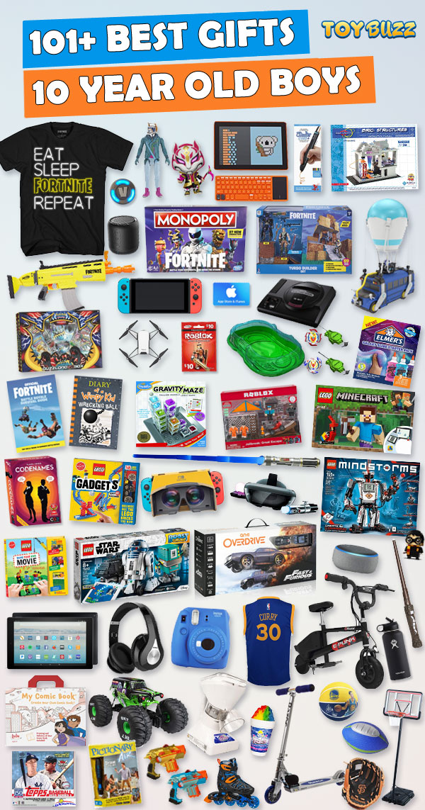 Best Gifts For 11 Year Old Boy 2021 Gifts For 10 Year Old Boys [Best Toys for 2020]