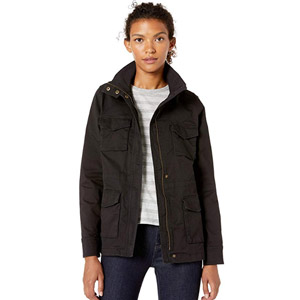 Amazon Essentials Womens Utility Jacket