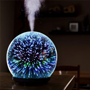 Aroma Outfitters 3D Essential Oil Diffuser