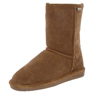 BEARPAW Womens Emma Short Fashion Boot