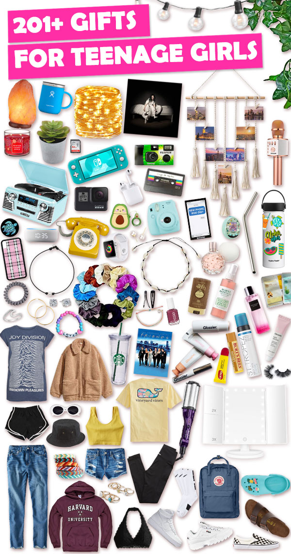 Christmas List Ideas For Teenage Girl.Gifts For Teenage Girls Best Gift Ideas For 2019