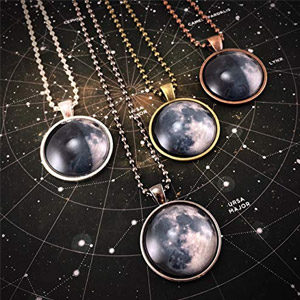 Custom Moon Glow Necklace