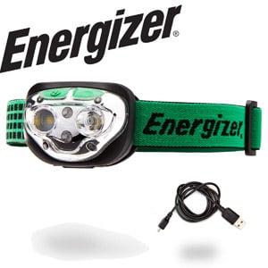 Energizer LED Headlamp Flashlight