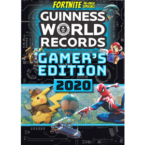 Guinness World Records: Gamers Edition 2020