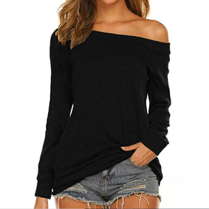 Halife Off Shoulder Blouse Top