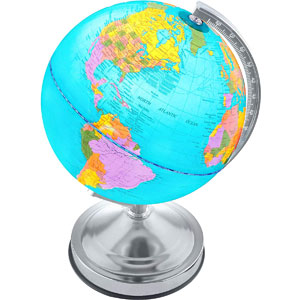 Illuminated Kids Globe with Stand