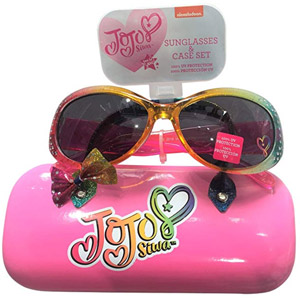 JoJo Siwa Sunglasses & Case Set