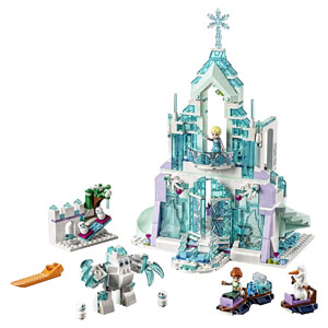 LEGO Disney Princess Elsas Magical Ice Palace 43172
