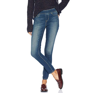 Levi Womens Totally Shaping Skinny Jeans