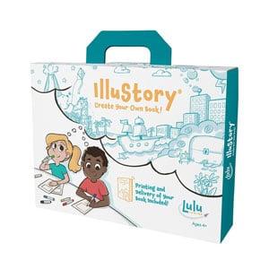Lulu Jr. Illustory Create Your Own Book
