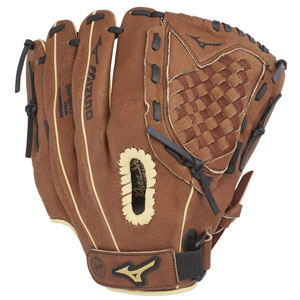Mizuno Prospect PowerClose Youth Baseball Glove Series