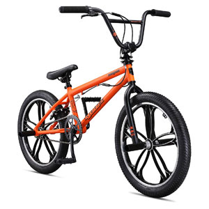 Mongoose Legion Mag Freestyle BMX Bike