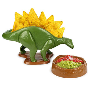 NACHOsaurus Chip Holder