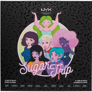 NYX Sugar Trip Beauty Advent Calendar