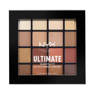 NYX Ultimate Shadow Palette, Nudes