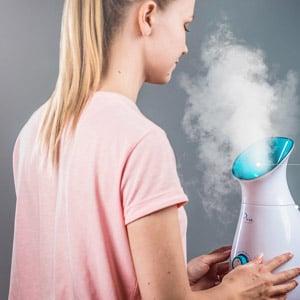 NanoSteamer Facial Steamer