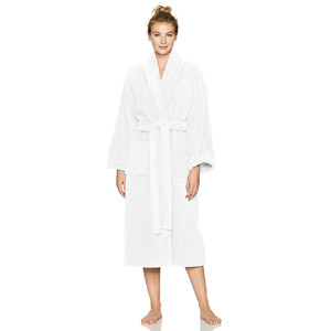 Pinzon Terry Cotton Bathrobe