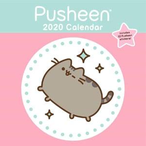 Pusheen the Cat 2020 Wall Calendar