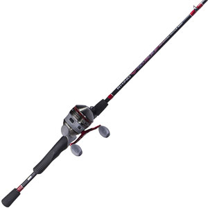 Rhino Fishing Zebco ZR33 Spincast Combo, 6