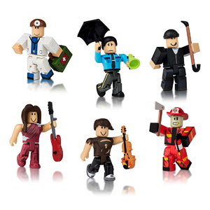 Roblox Citizens of Roblox, 6-Pk
