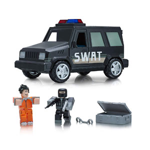 ROBLOX Jailbreak: SWAT Vehicle