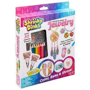 Shrinky Dinks Shrink & Wear Jewelry Kit
