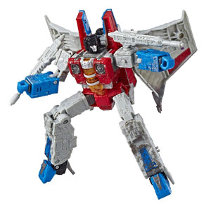 Transformers Generations Siege War for Cybertron Trilogy Starscream