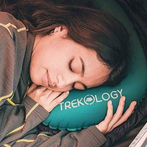 Trekology Inflatable Camping Pillow
