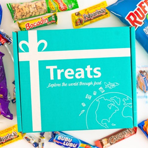 Try Treats International Box