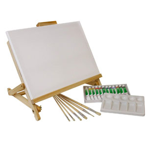 US Art Supply 21-Piece Acrylic Painting Set