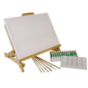 US Art Supply 21-Pc Acrylic Painting Set