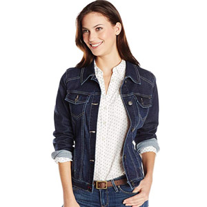 Wrangler Stretch Denim Jacket