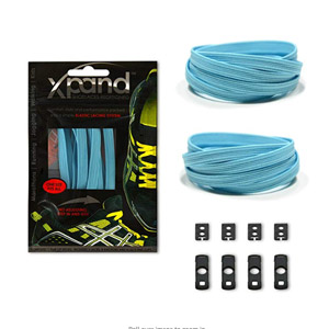 Xpand No Tie Shoelaces System