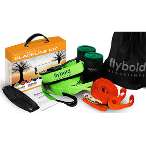flybold The Complete Slackline Kit