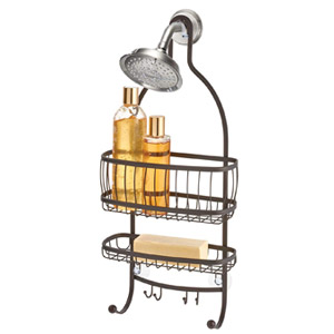 iDesign York Hanging Shower Caddy