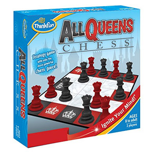 ThinkFun All Queens Chess
