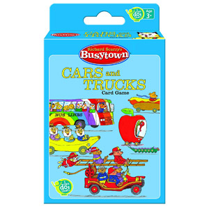 Richard Scarrys Busytown Cars and Trucks Card Game