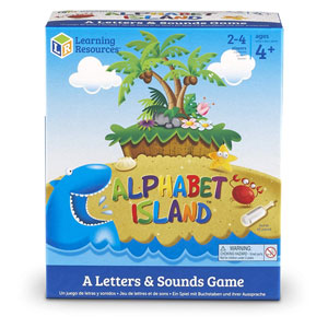 Learning Resources Alphabet Island