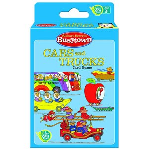 Richard Scarrys Cars and Trucks Game