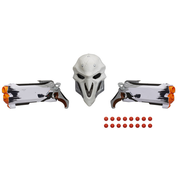 NERF RIVAL OVERWATCH REAPER WIGHT EDITION Collector Pack