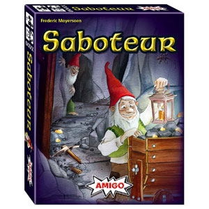 AMIGO Saboteur Card Game
