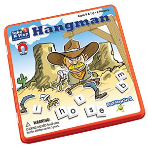 Take 'N' Play Anywhere Game Hangman