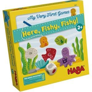 HABA Here Fishy Fishy