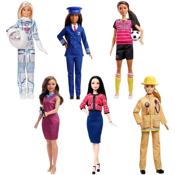 Barbie Career 60th Anniversary Doll Assortment