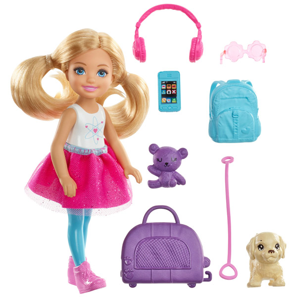 Barbie Doll & Accessories Chelsea
