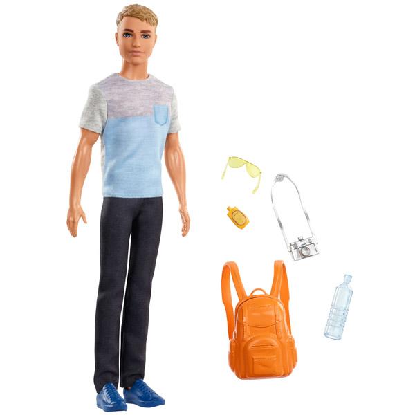 Barbie Doll & Accessories Ken